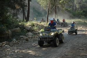 quad bike Adventure Quad Safari from Alanya