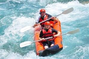Rafting Tour in Koprulu Canyon from Alanya