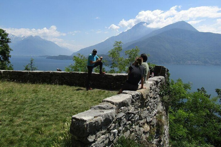 Tales Of Pirates, Legends and Secret Gardens on Lake Como