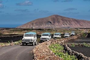 Lanzarote Volcanic 4x4 Jeep Tour