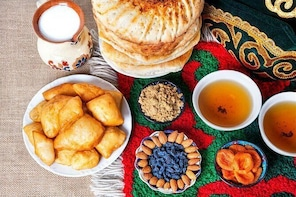 Cook & eat a traditional dinner with a Local Family in Nur-Sultan