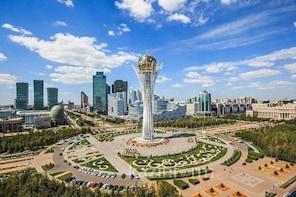 Nur-Sultan Sight Seeing Tour