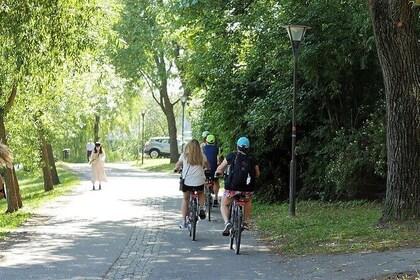 Stockholm Small Group Bike Tour
