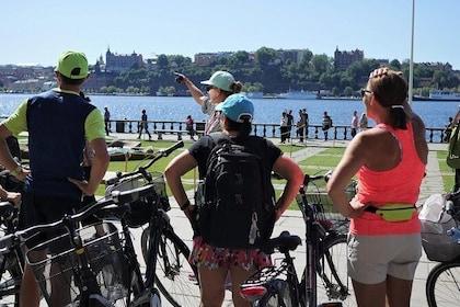 Explore Stockholm by bike