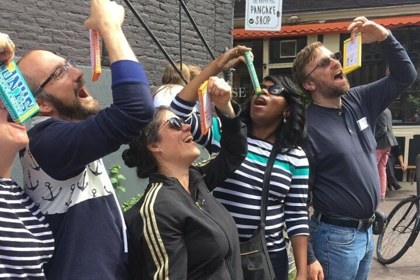 Amsterdam Highlights Small-Group Walking Tour
