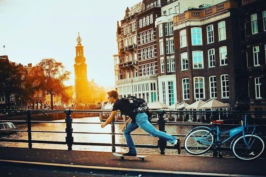 Learn about Amsterdam's culture and history