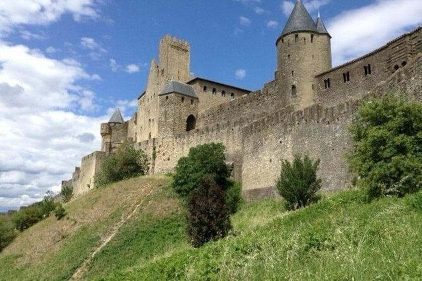 Show item 4 of 8. 2 Hour Private Guided Tour Carcassonne Medieval