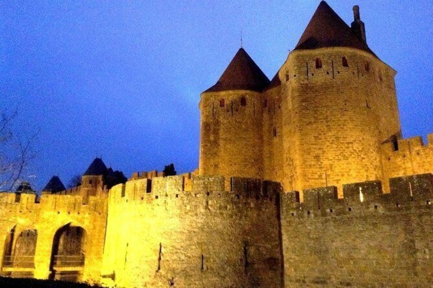 Show item 2 of 8. 2 Hour Private Guided Tour Carcassonne Medieval