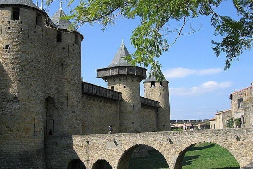 Show item 1 of 8. 2 Hour Private Guided Tour Carcassonne Medieval