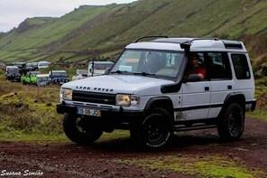 Dirt Roads of Terceira Island - 4x4 Tour