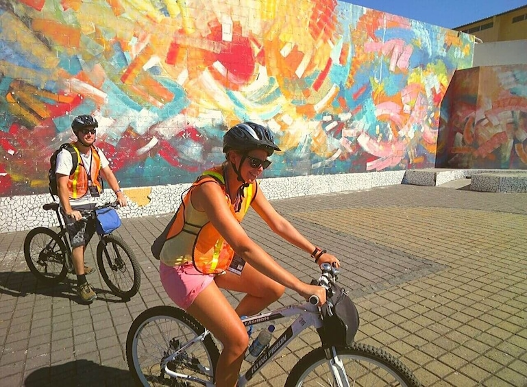 Show item 1 of 5. Santa Tecla History and Culture Bike Tour of El Salvador
