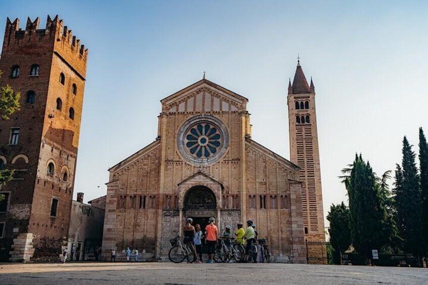 Verona City Center Bike Tour