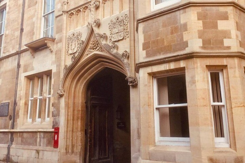 The Old Cavendish Laboratory