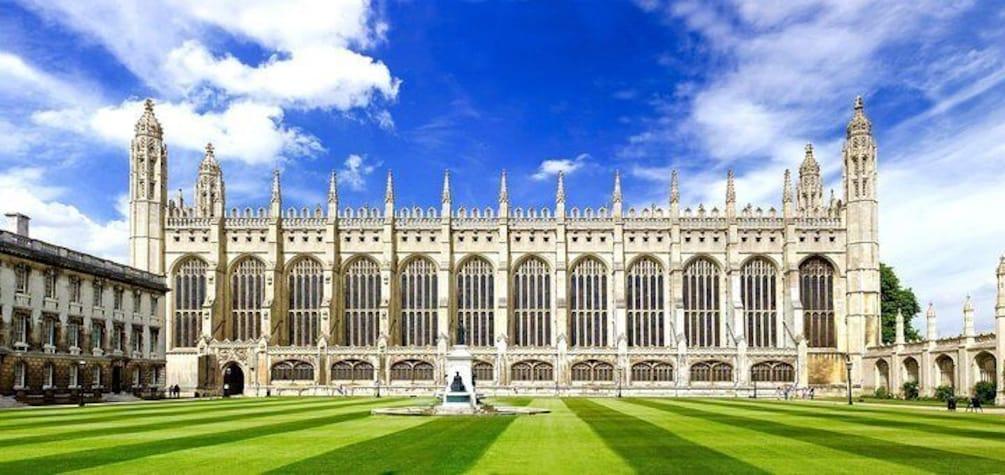King's College Chapel, Cambridge.