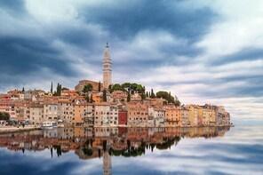 Istria 'called original Tuscany' (Rovinj, Pula,Porec) - Private Tour from Z...