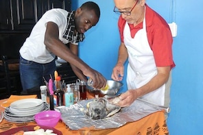 Home cooking Experience in the Township of Swakopmund