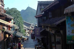 Private Guiyang Day Tour including Qingyan Ancient Town and Qianling Park