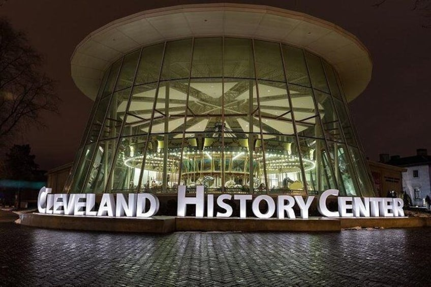 Show item 1 of 4. Skip the Line: Cleveland History Center Admission Ticket