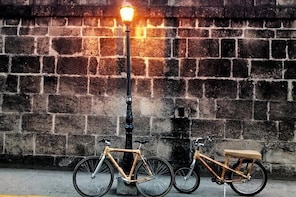 Intramuros Sunset tours by Bambike