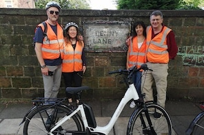 3.5-Hour Small-Group Beatles Tour of Liverpool by Electric Bike