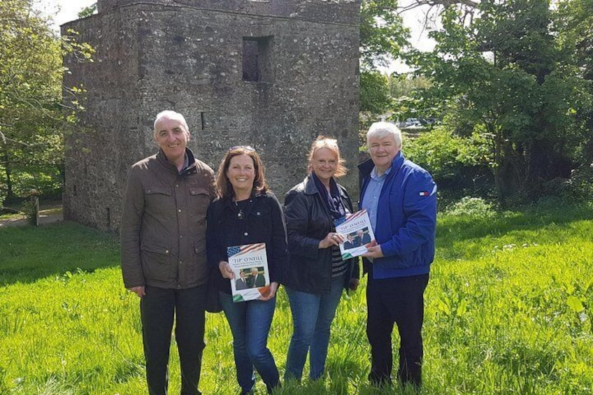 Mysteries of Inishowen private day tour