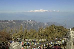 Trip to Tiger Hill Darjeeling