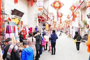 Shenzhen Local Private Sightseeing and Foodie Day Tour by Limo
