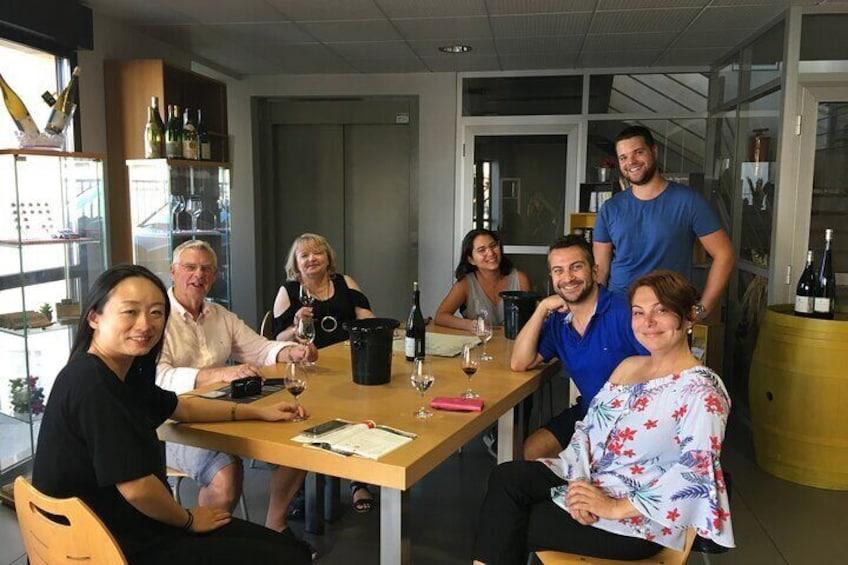 Northern Rhône Valley Wine Half Day Tour from Lyon