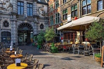 Ghent City Walking Tour ENGLISH