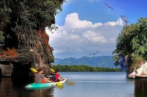 Kayaking Los Haitises National Park from Sabana de la Mar