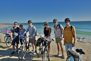 The most authentic fishing villages of Lisbon by e-bike