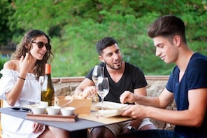 Tuscan Wine and Food Pairing Experience