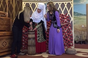 Ethno Experience in Nur-Sultan, Inclusive of Hotel Pick-up