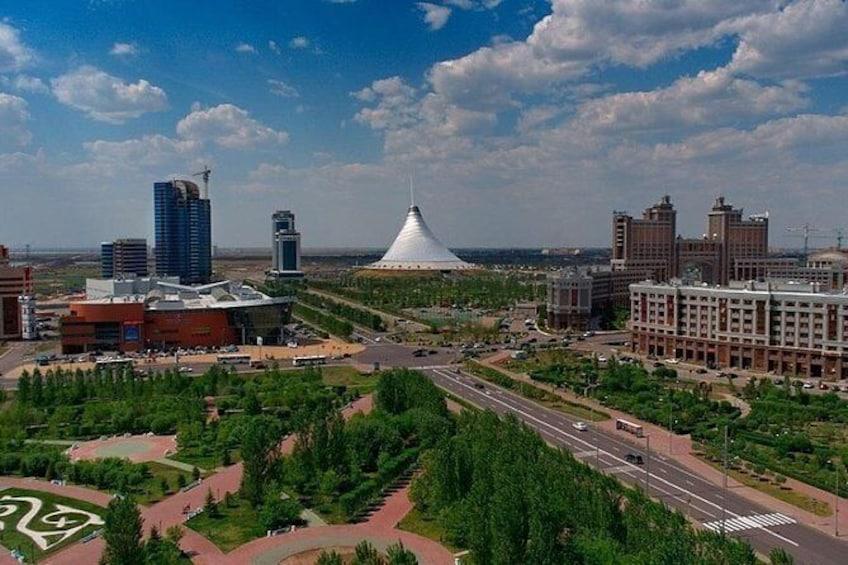 Show item 4 of 8. Nur-Sultan
