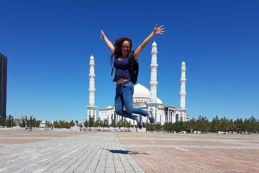 Show item 1 of 8. Nur-Sultan Private Day Tour, Inclusive of Hotel Pickup & Entry Fees