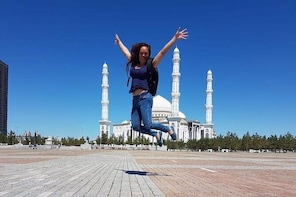 Nur-Sultan Private Day Tour, Inclusive of Hotel Pick-up & Entry Fees