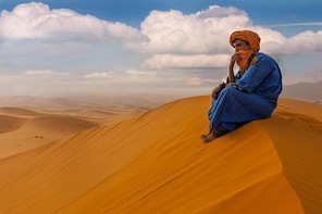 Private Desert Sahara Dunes Of Merzouga 3 Days 2 Nights