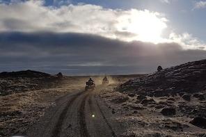 Lava Quad bike Tour
