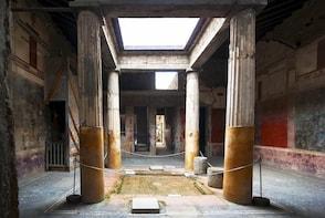 Pompeii from Salerno group tour