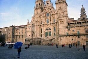 Santiago de Compostela Old Town Private Walking Tour