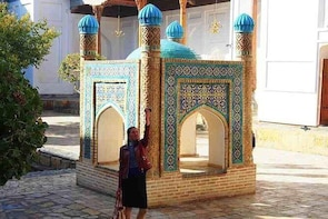City Tour in Bukhara