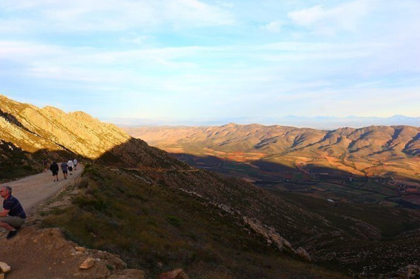 Show item 1 of 7. Swartberg Sunset Tour and Dinner