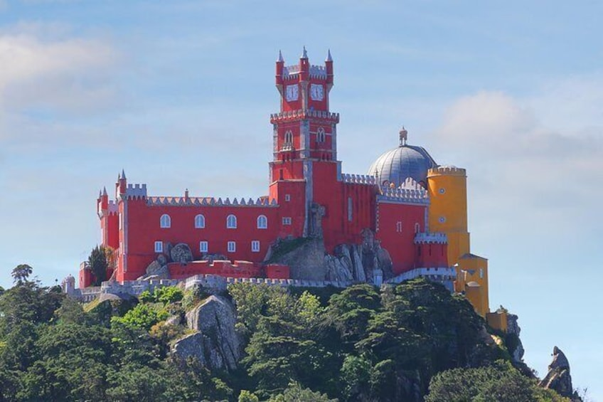 Show item 1 of 9. Sintra and Cascais Small Group Tour from Lisbon