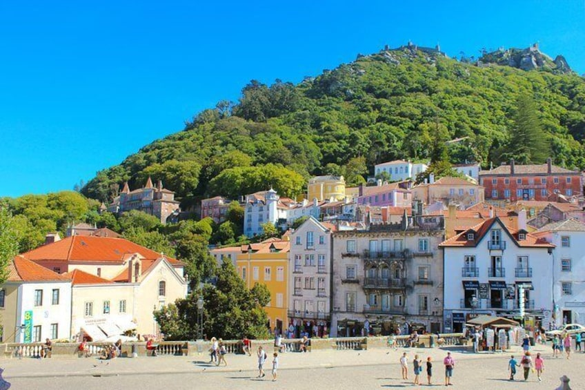 Sintra is an old and village that was founded thousand years ago
