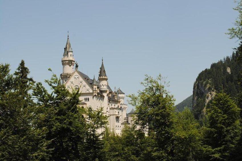 Show item 3 of 11. King Ludwig Castle Neuschwanstein