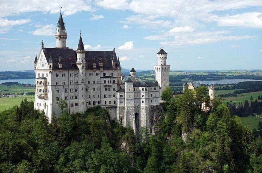 Show item 1 of 11. Neuschwanstein Castle Private Tour from Salzburg