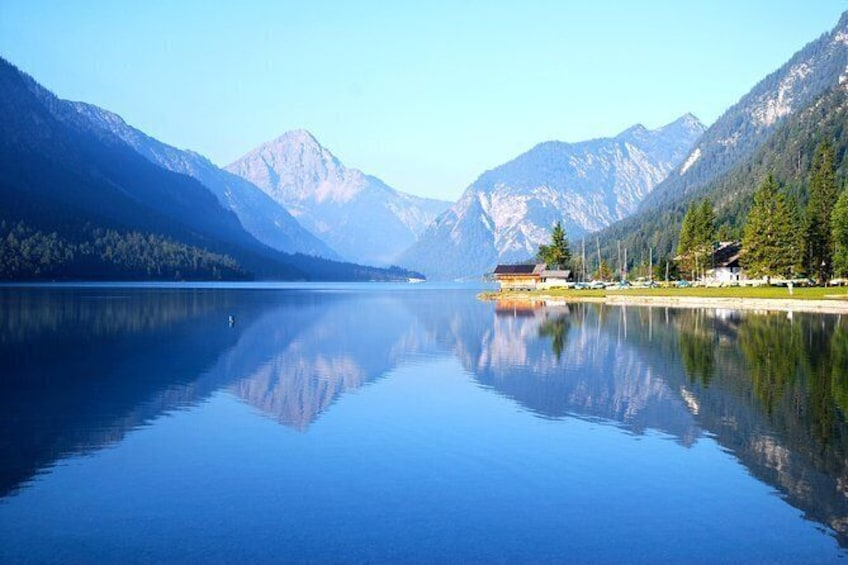 Show item 5 of 11. Lake Plansee