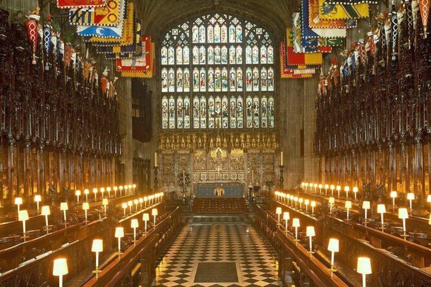 Show item 2 of 7. St George's Chapel