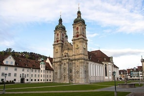 1 Hour Private Walk of St. Gallen