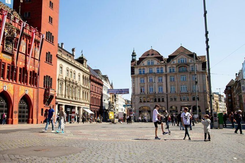 Best of Basel in 60 minutes - Discover the city with a Local